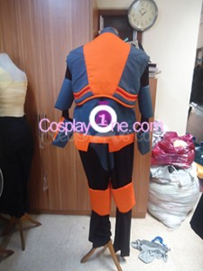 Gordon Freeman HEV suit back prog