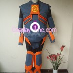 Gordon Freeman HEV suit front