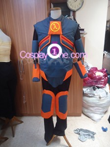 Gordon Freeman HEV suit front prog