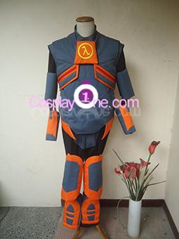Gordon Freeman HEV suit front