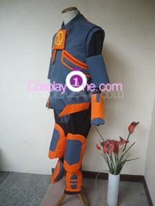 Gordon Freeman HEV suit side