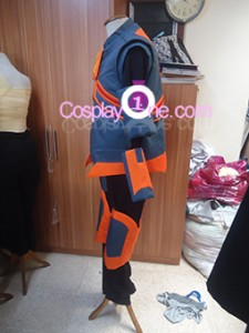Gordon Freeman HEV suit side prog