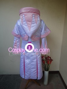 Cleric's Robe FFXIV Cosplay Costume Maker Shop back
