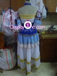 Riko Sakurauchi Cosplay Costume back prog