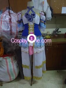 Riko Sakurauchi Cosplay Costume front prog