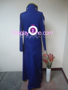 Estarossa Cosplay Costume back