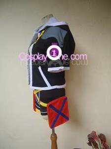 Sexy Sora Cosplay Costume Side