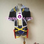 Sexy Sora Cosplay Costume front