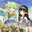 Atelier Shallie Cosplay Costume