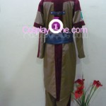 Alice Blackburn from Anime Cosplay Costume back