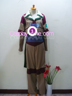 Alice Blackburn from Anime Cosplay Costume front