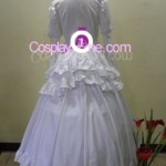 Agito (Wedding Dress version) from Air Gear Cosplay Costume back
