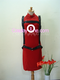 Ada Wong from Resident Evil Cosplay Costume front