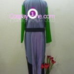 Rick from Adventure Sphere Cosplay Costume back