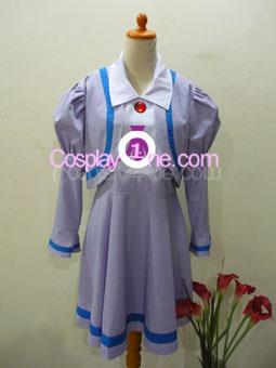 Ahiru Arima from Princess Tutu Cosplay Costume front
