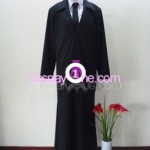 Kuroudo Akabane from GetBackers Cosplay Costume front