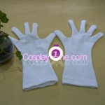 Kuroudo Akabane from GetBackers Cosplay Costume glove