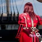 Alice Cosplay Costume from Kingdom hearts 3