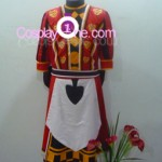 Alice from Kingdom Hearts Cosplay Costume front