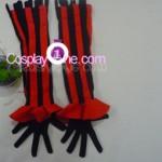 Alice from Kingdom Hearts Cosplay Costume glove