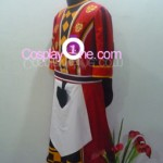 Alice from Kingdom Hearts Cosplay Costume side