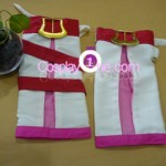 Alice 2 from Tales of Symphonia Cosplay Costume side legwarmer