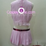 Amulet Heart from Shugo Chara! Cosplay Costume back R