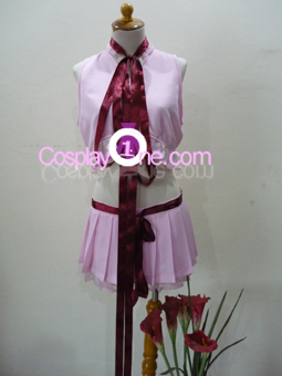 Amulet Heart from Shugo Chara! Cosplay Costume front R