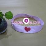 Amulet Heart from Shugo Chara! Cosplay Costume headband