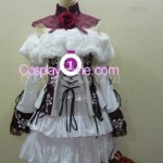 Amy Sorel from Soul Calibur II Cosplay Costume front