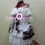 Amy Sorel from Soul Calibur II Cosplay Costume side