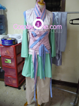 Ancient Cosplay Costume front prog R