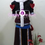 Aoto from Ar Tonelico Cosplay Costume back R