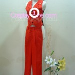 Apollo Justice from Ace Attorney Cosplay Costume side