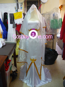 Ashe (Wedding dress version) from Final Fantasy XII Cosplay Costume front prog