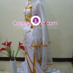Ashe (Wedding dress version) from Final Fantasy XII Cosplay Costume side