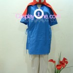 Ashitaka from Princess Mononoke Cosplay Costume front