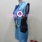 Asuka Kazama from Tekken Video Game Cosplay Costume side
