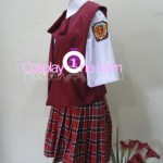Asuna Kagurazaka from Negima Cosplay Costume side in