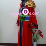 Auron from Final Fantasy X Cosplay Costume side R