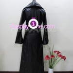 Axel 2 from Kingdom Hearts Cosplay Costume back