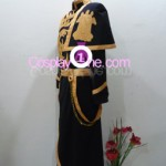 Ayanami from 07-Ghost Cosplay Costume side