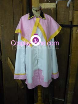 Azmaria Hendric from Anime Cosplay Costume front prog