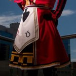 Best Alice Kingdom Hearts1 Cosplay Costume