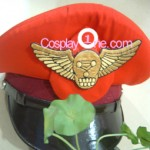 M. Bison from Street Fighter Cosplay Costume Hat