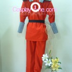 M. Bison from Street Fighter Cosplay Costume back version 2