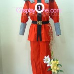 M. Bison from Street Fighter Cosplay Costume front version 2