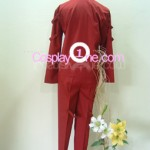Alucard from Hellsing Cosplay Costume back1