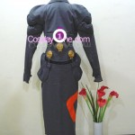 Argilla from Digital Devil Saga Cosplay Costume prog back3