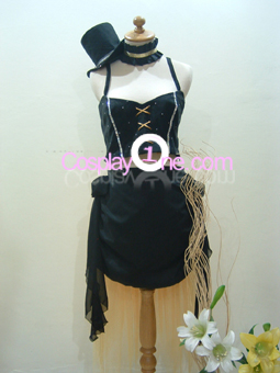 Ayumi Hamasaki from Vocaloid Cosplay Costume front